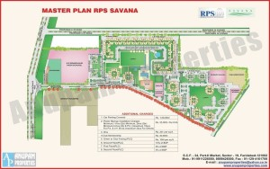 RPS-Savana-site-plan